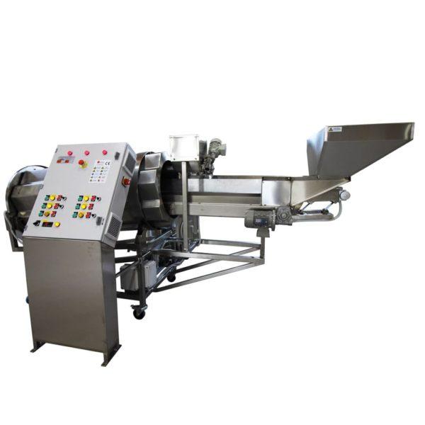 Automatic Dry Nut Seasoning Machine