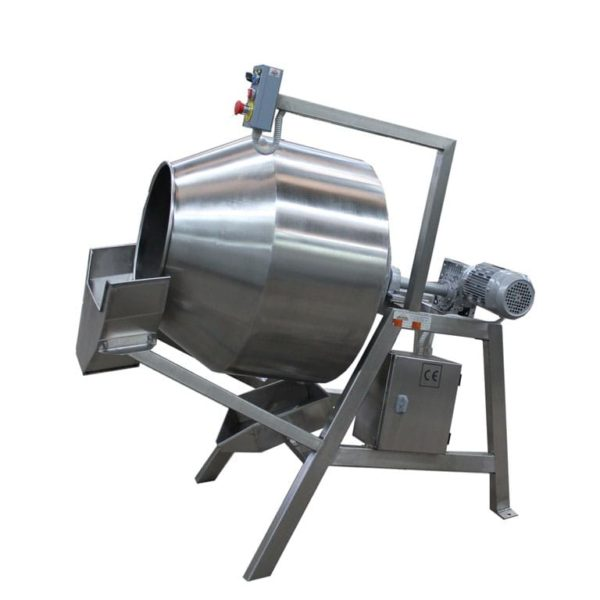 Dry Nut Automatic Mixing Equipment