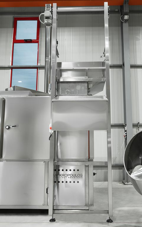 Dry Nut Bucket Elevator
