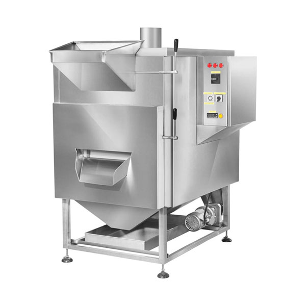 Dry Nut Electric Rotary Roaster