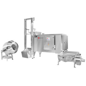 Dry Nut Electric Tunnel Roasters