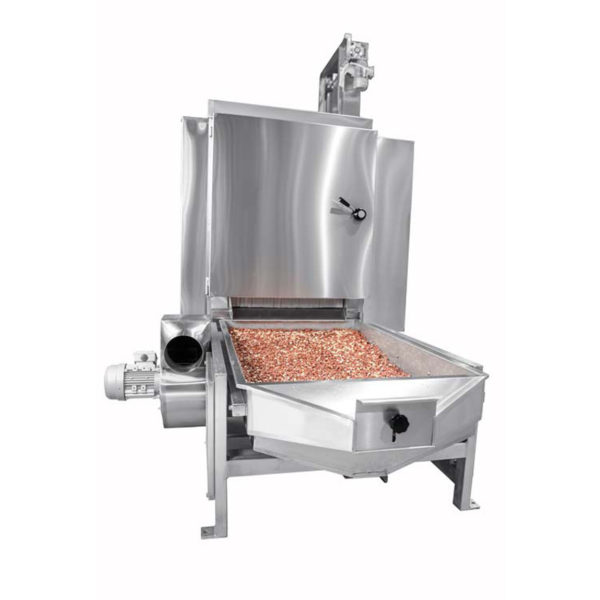 Dry Nut Electric Tunnel Roaster