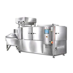 Dry Nut Hot Air Tunnel Roaster TA2-200