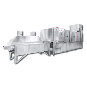 Dry Nut Hot Air Tunnel Roaster ΤΑ3 800