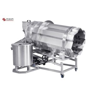 Dry Nut Seasoning Drum 2021