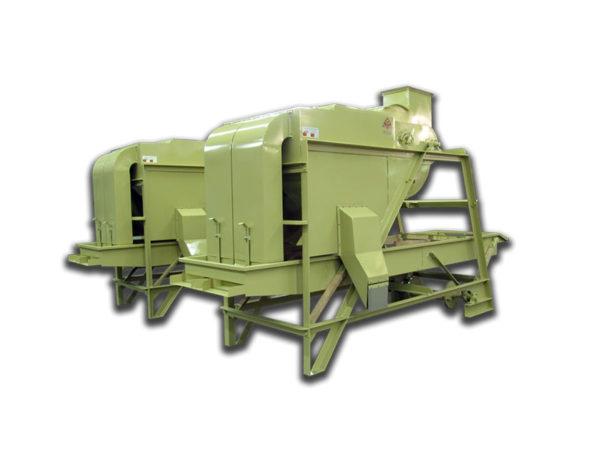 Dry-Nuts-Vibratory cleaning screen Air Cleaner