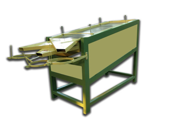 Herbs Vibratory Cleaning Screen