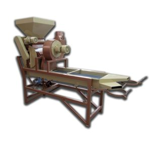 Peanut Cracking Shelling Machine