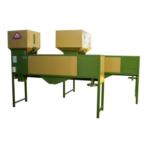 Pistachio open close sorter small