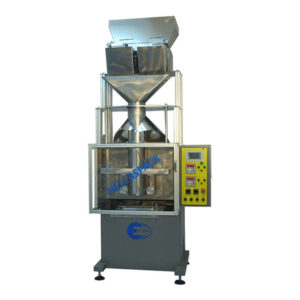 Vertical packaging machines