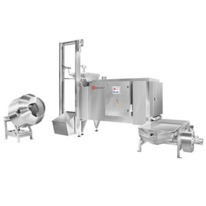 Dry Nuts Processing Machines